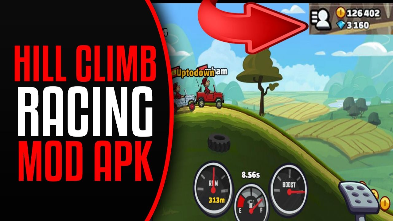 How To Get A Lot Of Coins In Hill Climb