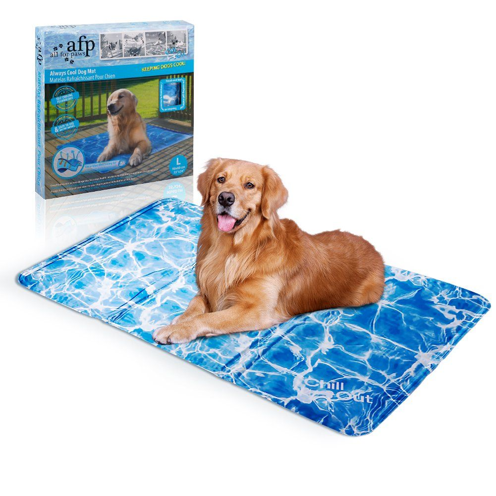 Pet Cooling Mat Dog Cooling Pad Self Cooling Cushion Keeping Pets Cool Summer Sleeping Mat L Details Can Be Found By Clic Dog Bed Mat Dog Mat Pet Cooling Mat