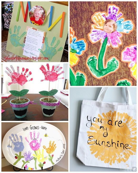 Exceptional Craft Gift Ideas For Kids Part - 3: Mothers-day-crafts-gift-ideas