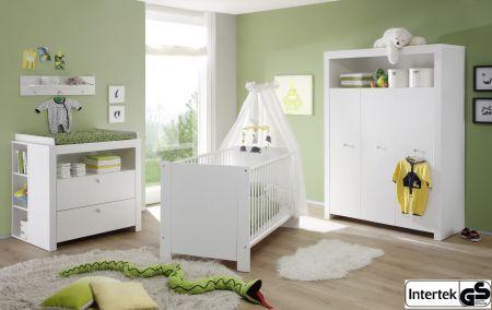 Superb babyzimmer poco paidi pinetta bazimmer teilig kleiderschrank wickelkommode babyzimmer poco Startseite Pinterest
