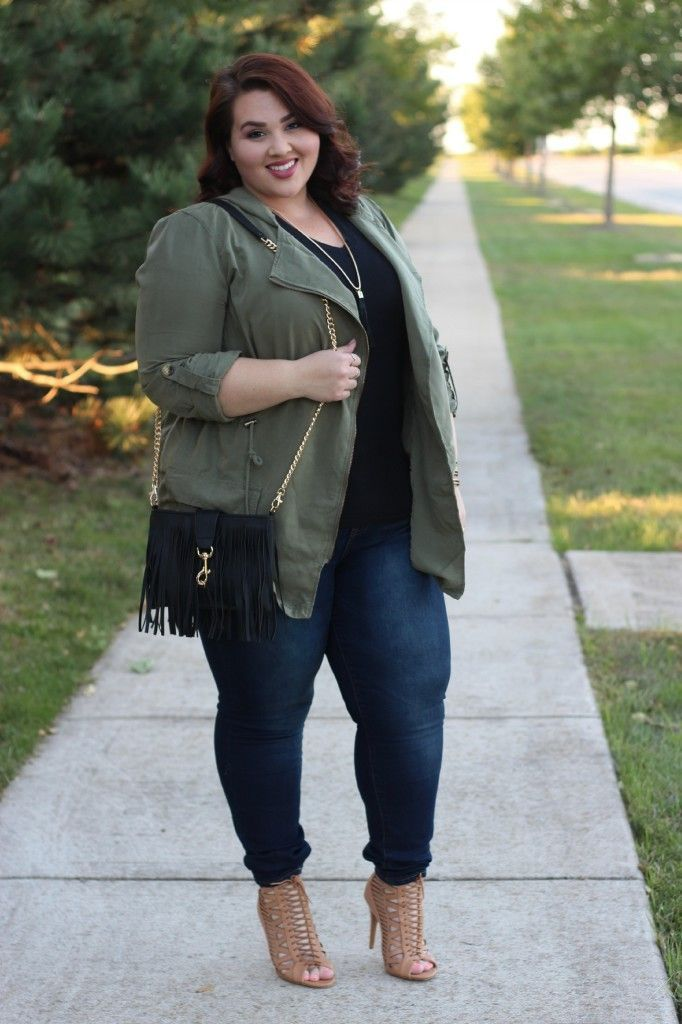 Spend An Amazing Winter In Plus Size-2676
