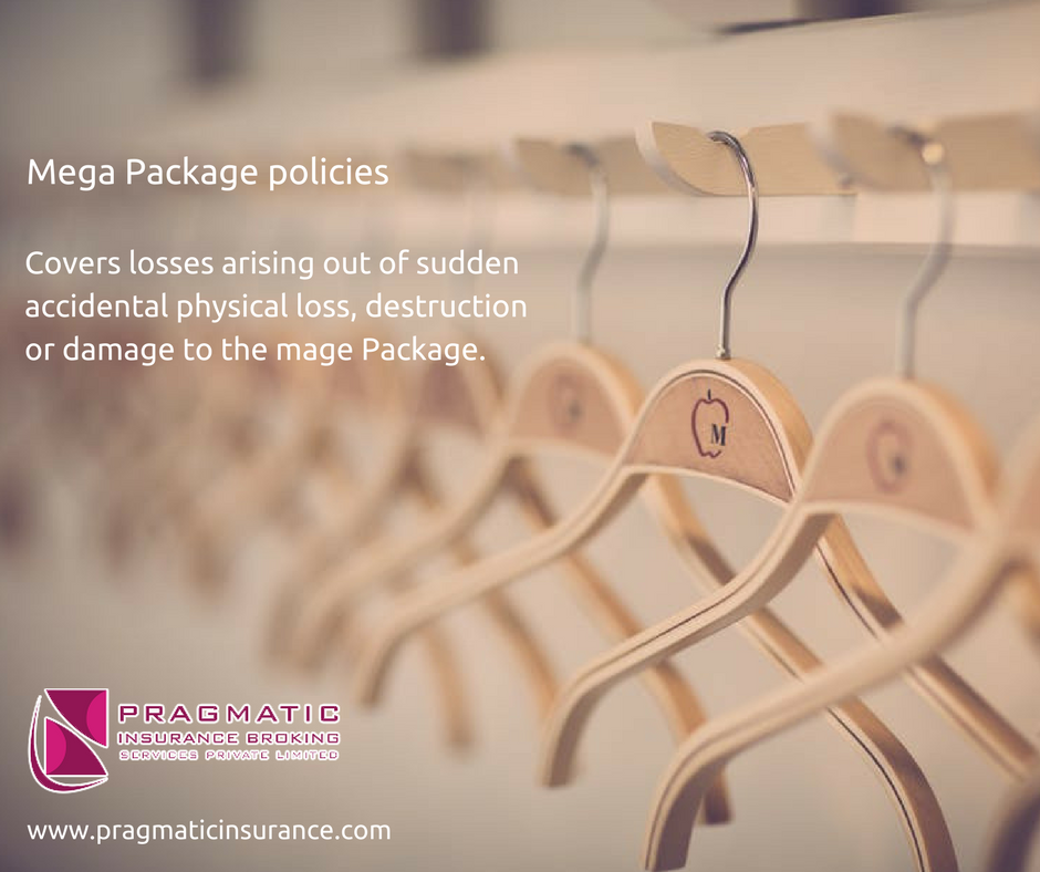 Mega Package Policies Covers Losses Arising Out Of Sudden