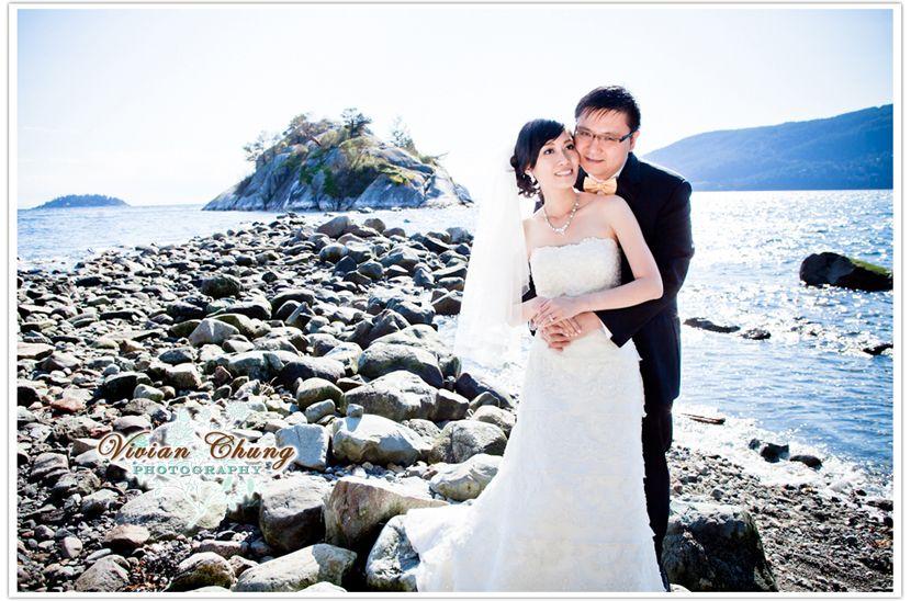 West Vancouver Pre-wedding Sneak Peek ~