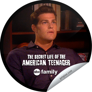 Steffie Dolls The Secret Life of the American Teenager: Fraid So Sticker | GetGlue