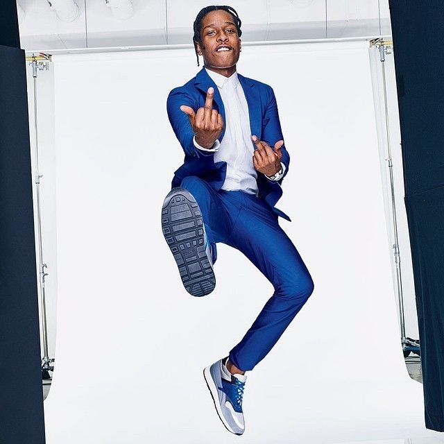 A$AP Rocky's Got His Fingers on the Pulse