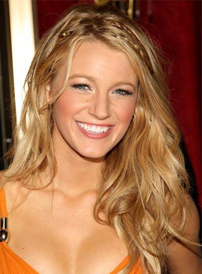 Blake Lively Hairstyles I Love Blake Lively Hair Color Blake