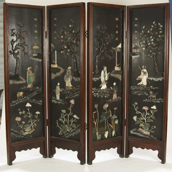 Antique Chinese Screens Room Dividers