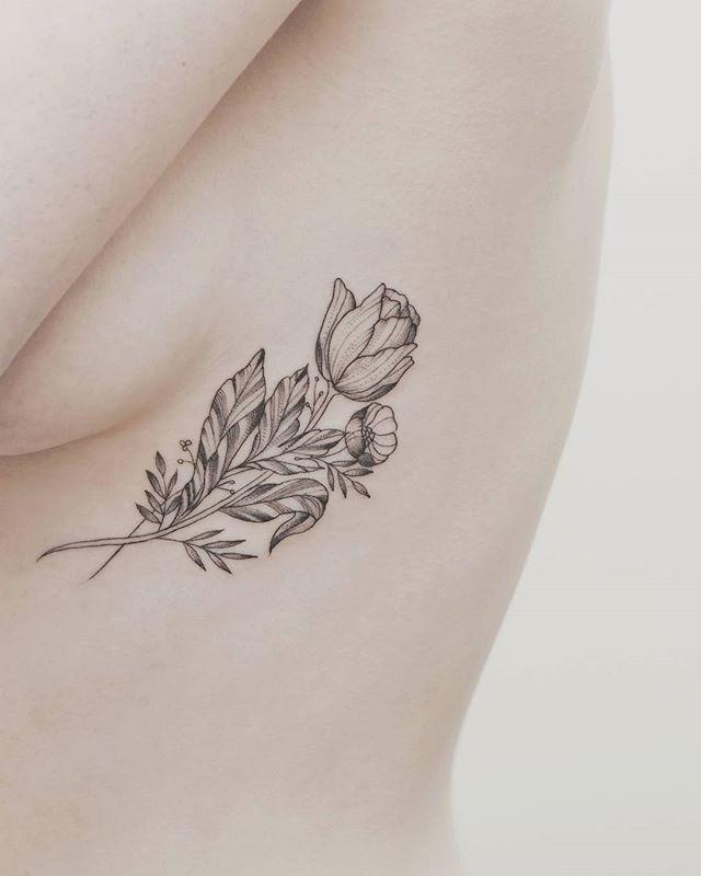 Tulips for Ellen |  @tritoanly_seventhday