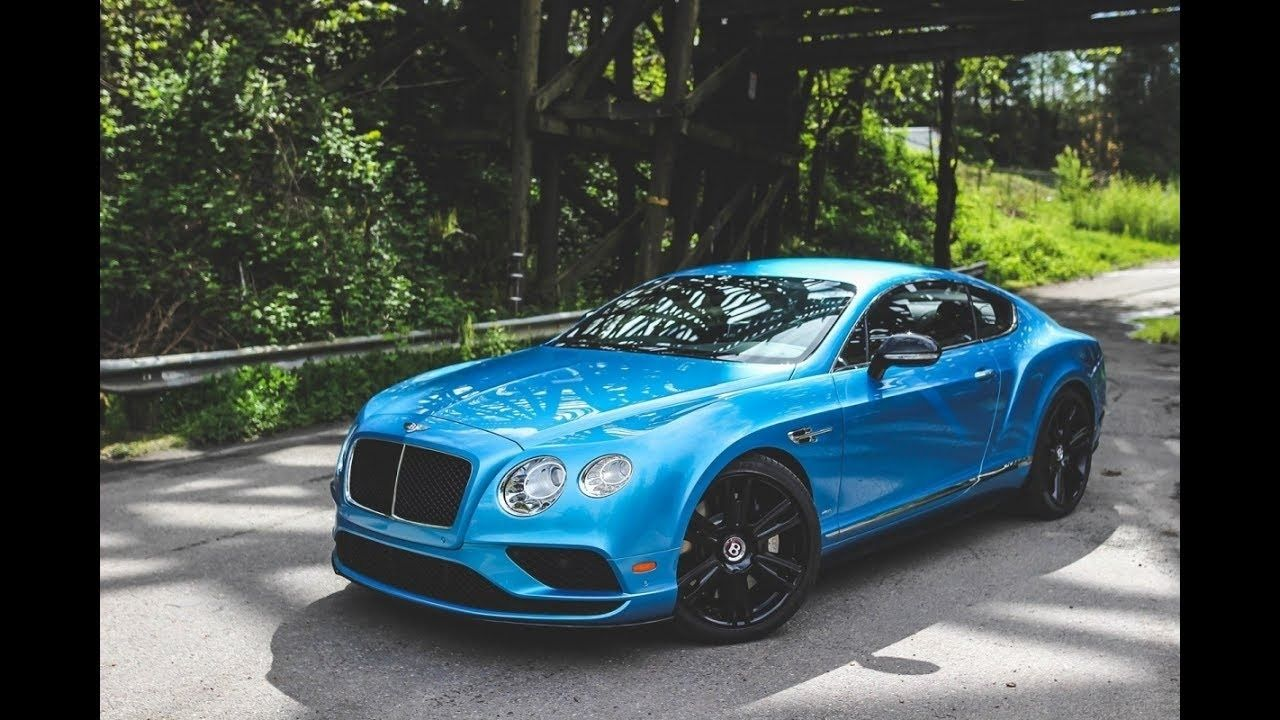 Best 2019 Bentley Gt Speed Convertible Review and Specs