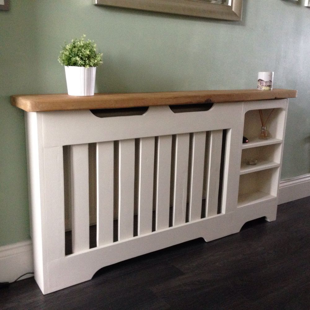 Radiator Cover/display/bookcase Bespoke