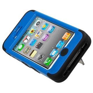 2e9e7074c8d81d Shop for INSTEN Dark Blue  Black TUFF Hybrid Phone Case Cover for Apple  iPhone…