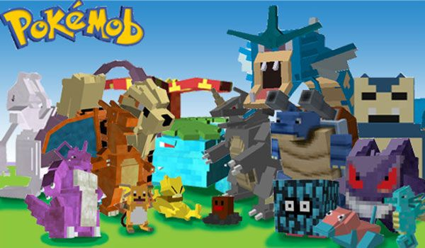 Pokemobs Mod Para Minecraft 1 2 5 Mods De Minecraft Minecraft