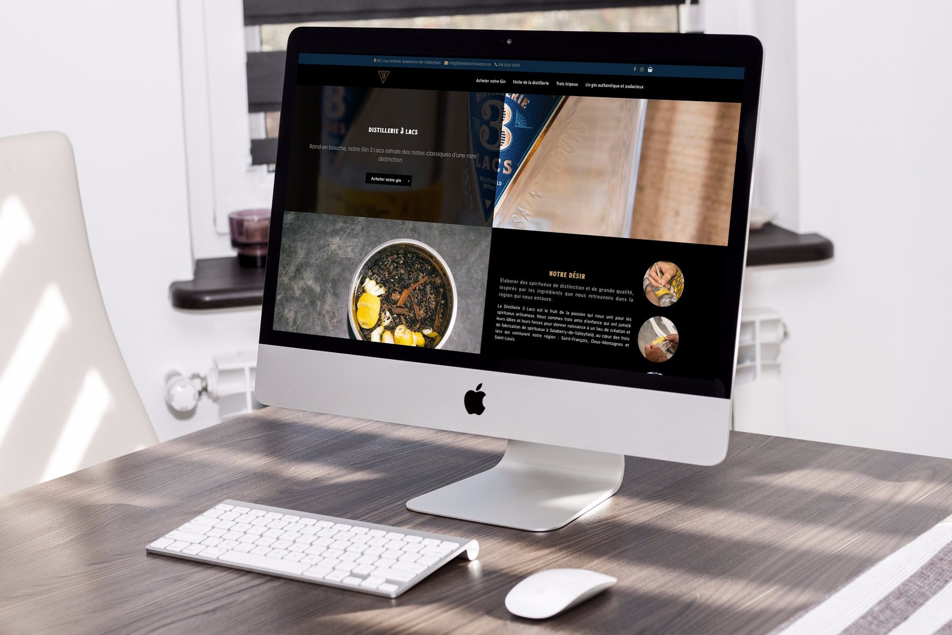 Distillerie 3 Lacs In 2020 Imac Electronic Products Electronics