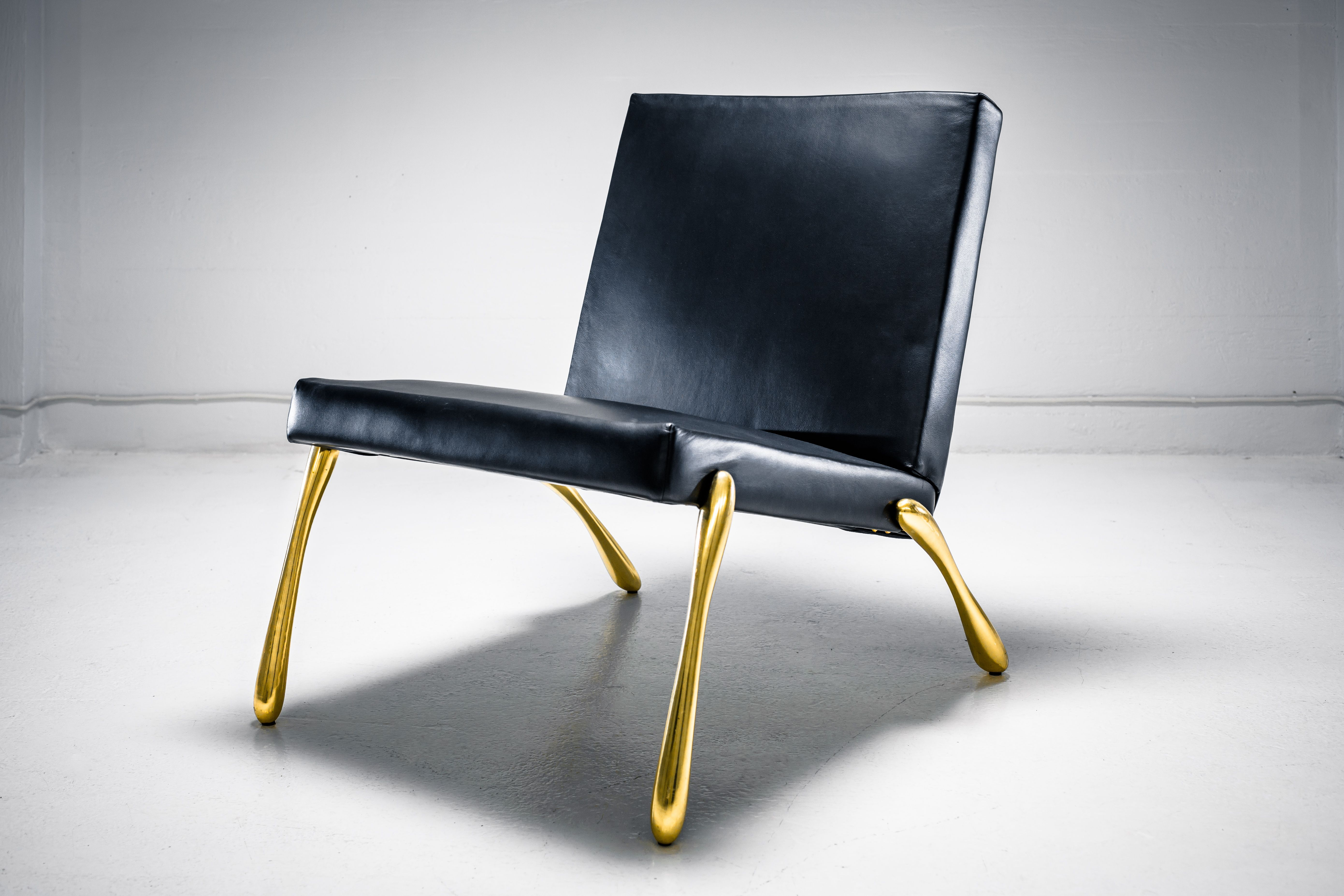 Strange Jeff Lounge Chair By Atelje Sotamaa 3D Printed And Solid Caraccident5 Cool Chair Designs And Ideas Caraccident5Info
