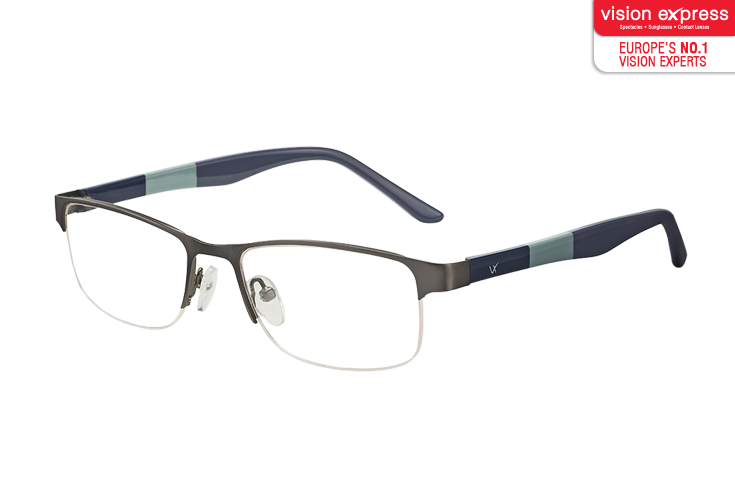 98de3068f7 Unisex Spectacle Frames Model  VX 29194 Available in Brown   Black  www visionexpress.in
