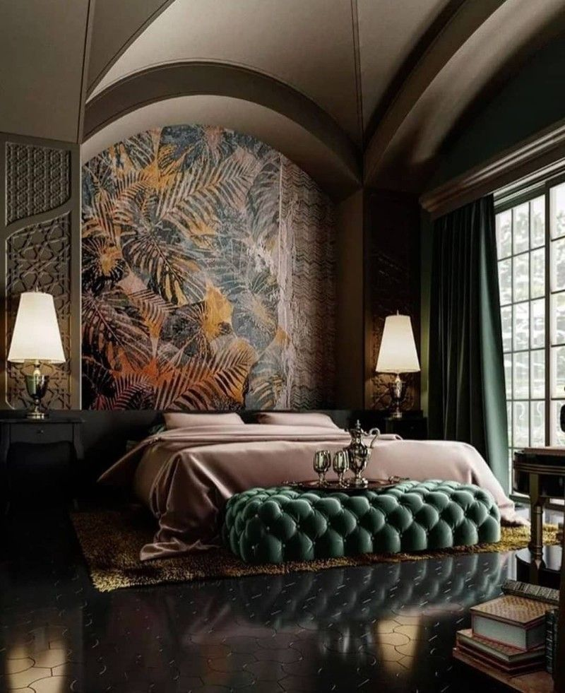 sharp colorful bedroom decoration interior inspired home interior | Emerge With Us in These Inspiring 2019 Interior Design ...