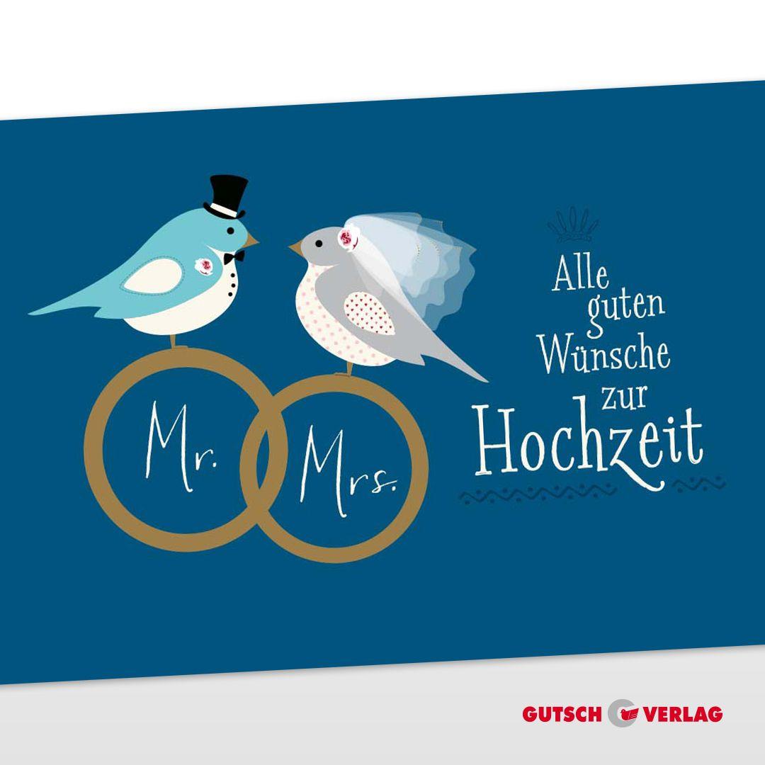 Alle Guten Wunsche Wunsche Zur Hochzeit Gute Wunsche Grusskarte