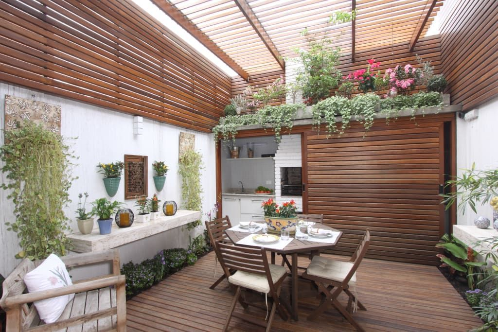 12 Roofed Patios That Are the Envy of the Neighborhood | homify#envy #homify #neighborhood #patios #roofed
