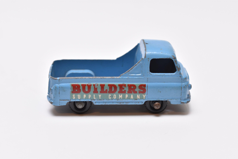 Toys car and truck  Morris J Pick UpTruck No  BPW by Matchbox Lesney England us