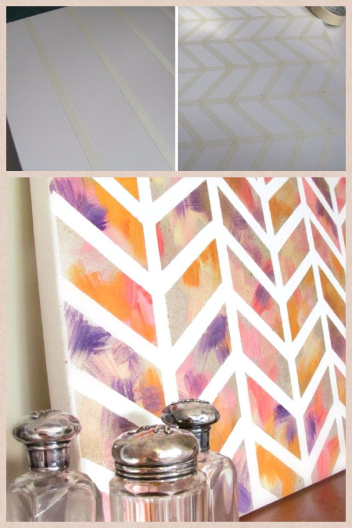 Diy Watercolor Canvas Art Diy Wall Art Diy Art Diy Art Projects