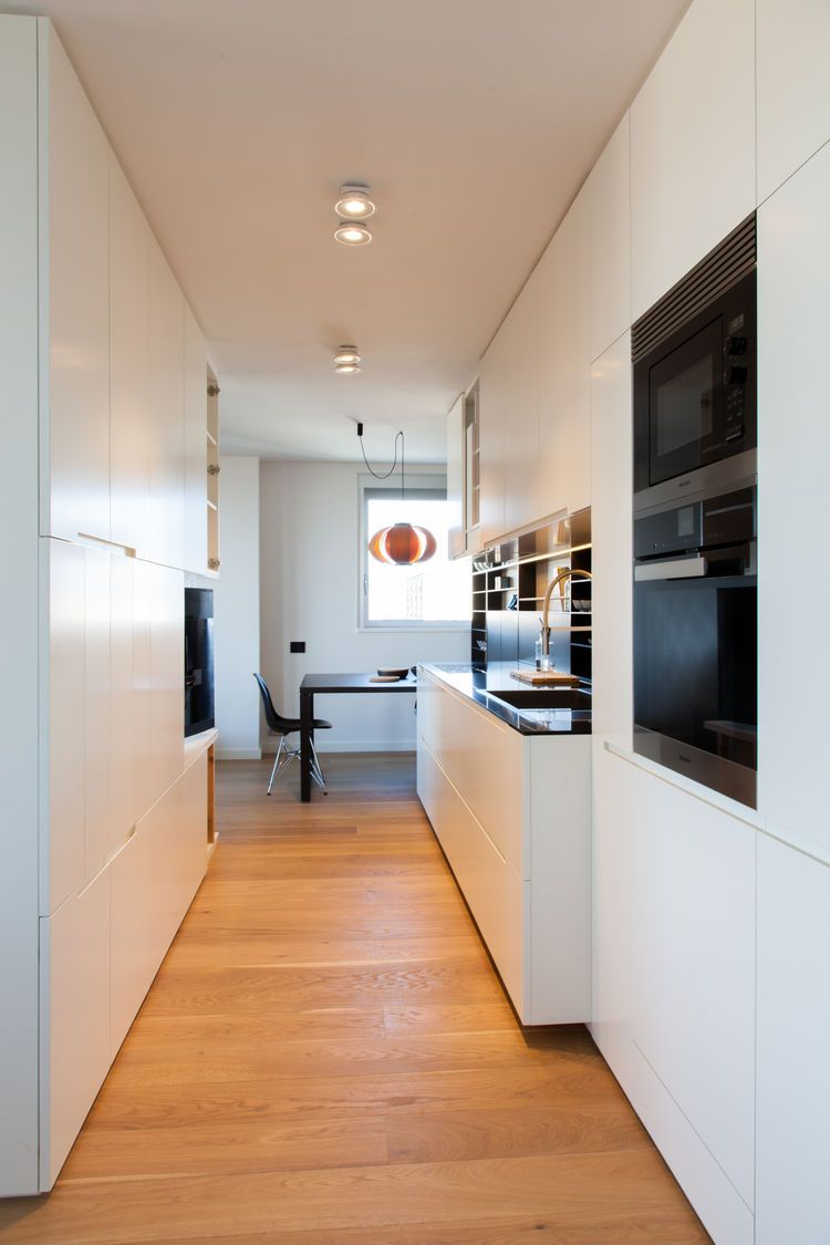 Renovated apartment by YLAB in Barcelona\'s Diagonal Mar district ...
