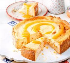 Kalorienarmer Kasekuchen Backen Kasekuchen Kuchen Und Gesunde