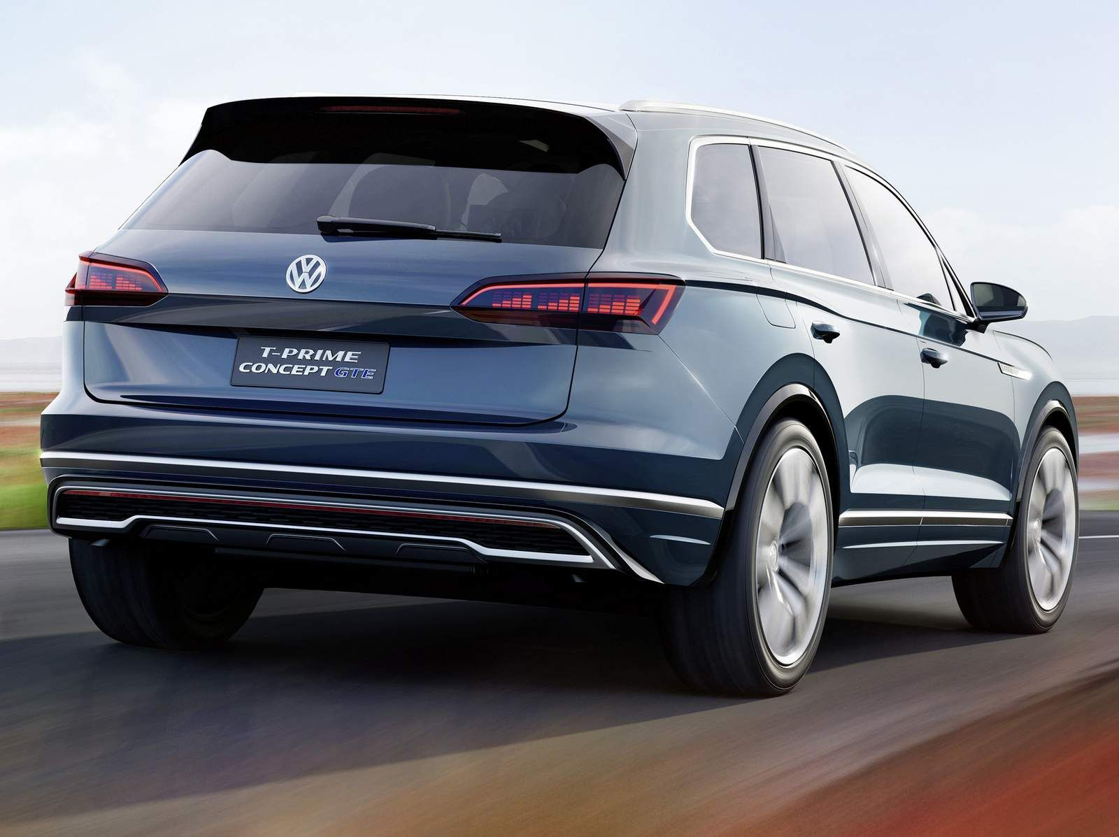 Vw Touareg 2017 4x4 Pinterest Volkswagen Concept Cars And Cars