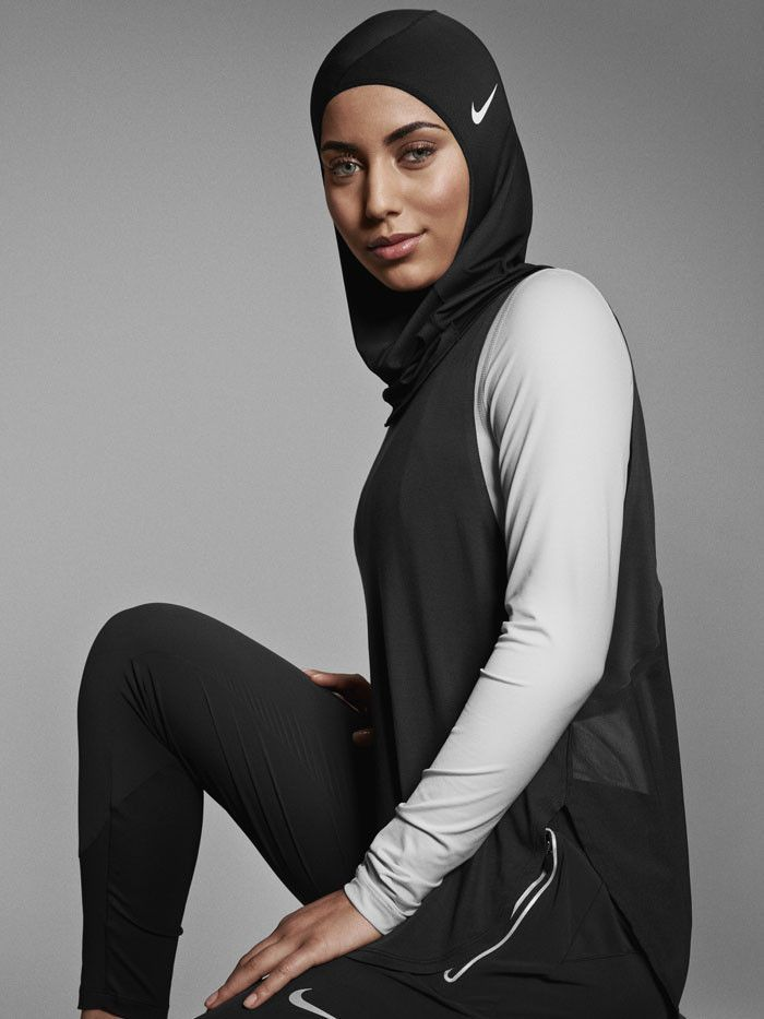 Nike Is Creating a Hijab for Female Athletes