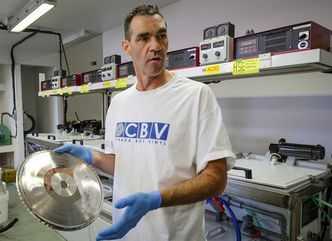 A Pressing Engagement Calgary Company Taking Advantage Of Vinyl Resurgence