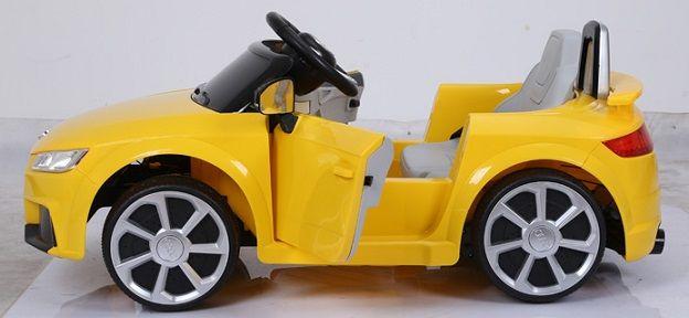 Oferta 12vAmarilloMando Parental Audi Tt Para Rs Niños Coches cq3jLR54A