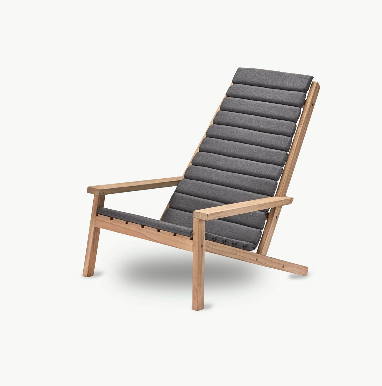 New Wooden Outdoor Furniture From Skagerak