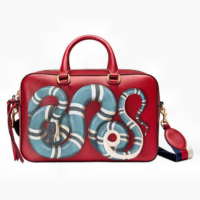 d831a9bad7f  Light-Snake-print-leather-top-handle-bag