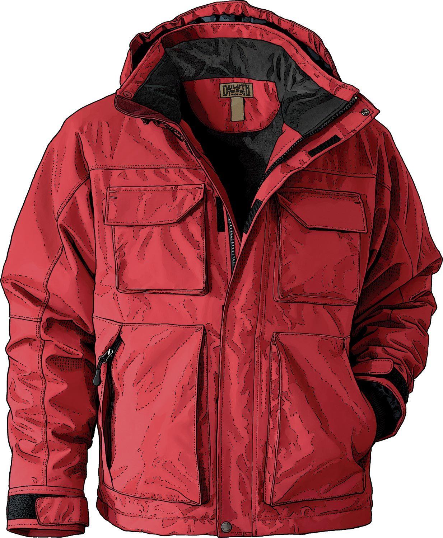 Mens Breathable Waterproof Jacket Varsity Apparel Jackets