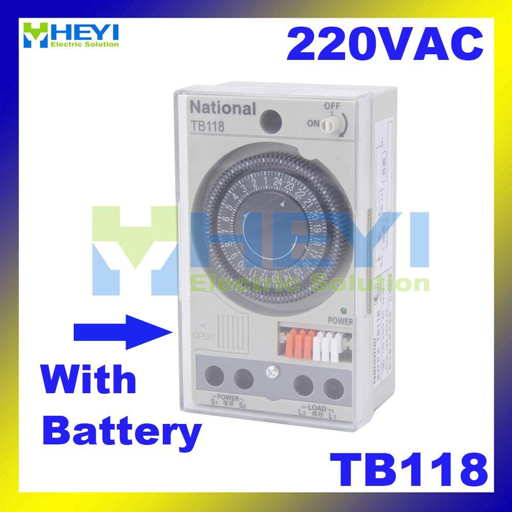 Mechanical control switch TB118 quartz motor drive power ...