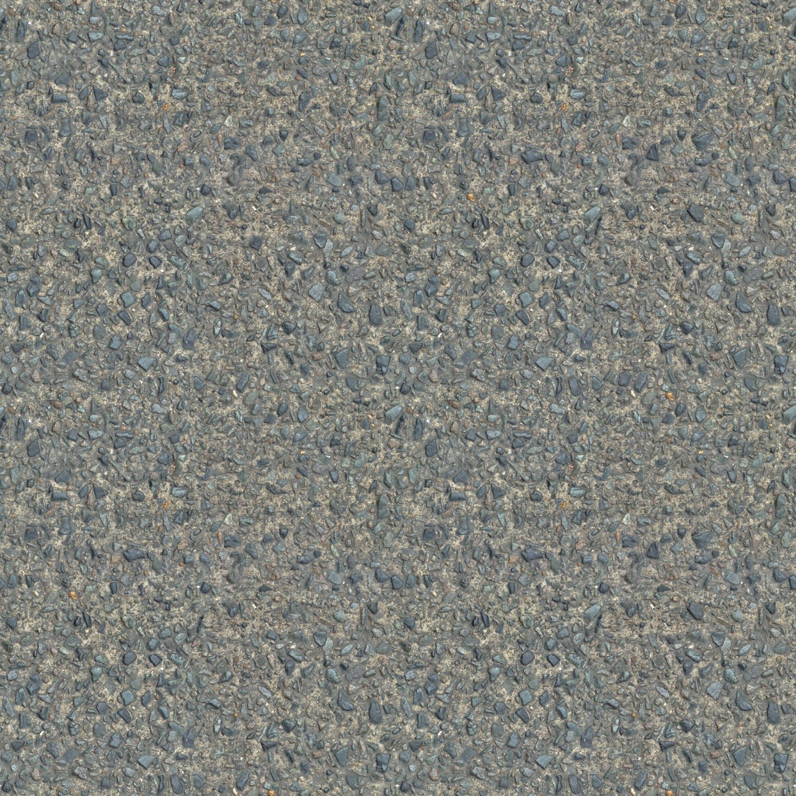 CONCRETE 16 Seamless Floor Granite Stones Texture
