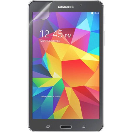 Amzer Shatterproof Screen Protector Front Coverage For Samsung