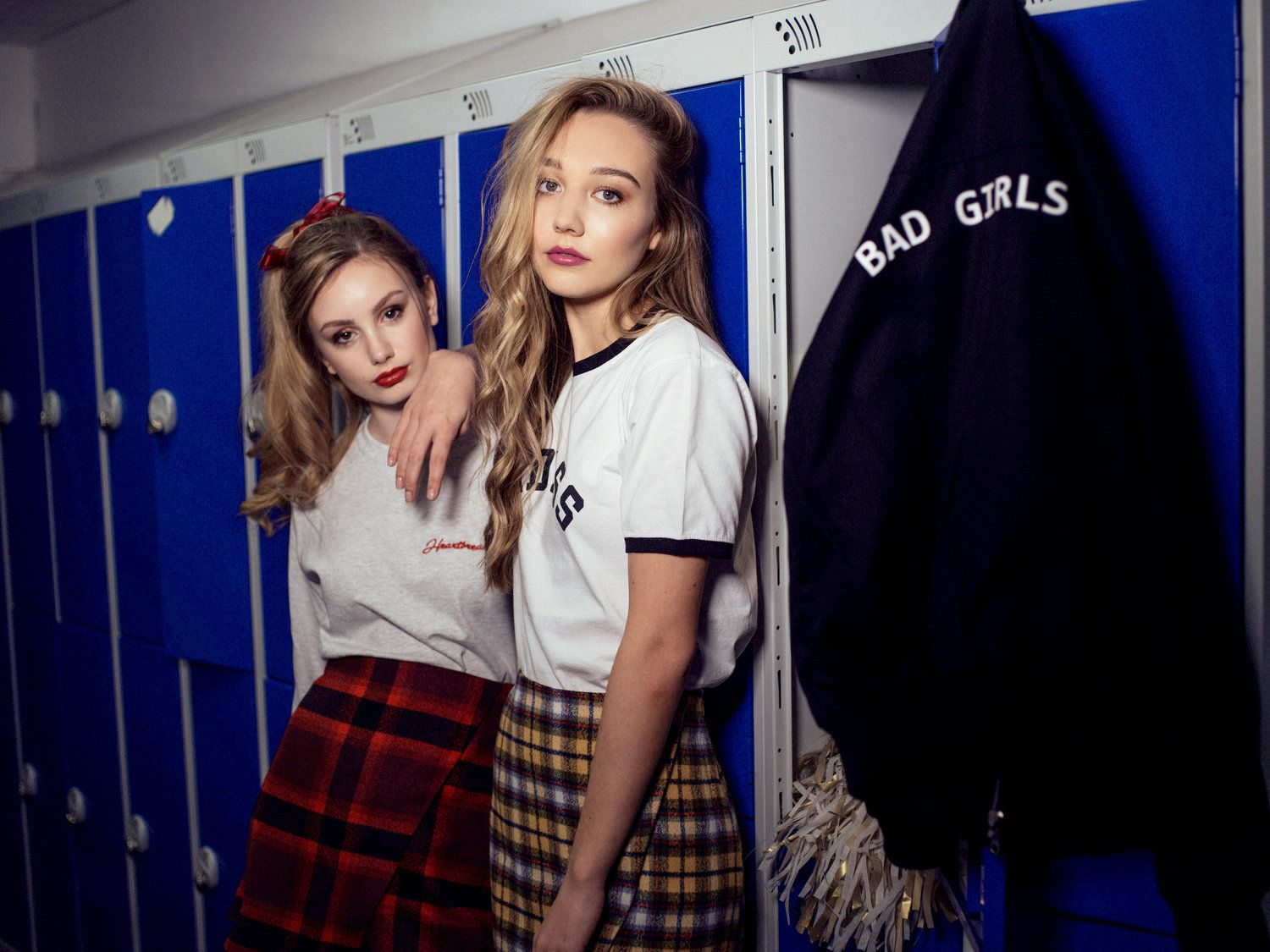 High School Bad Girls | Inspiration teenager, Bad girls ...
