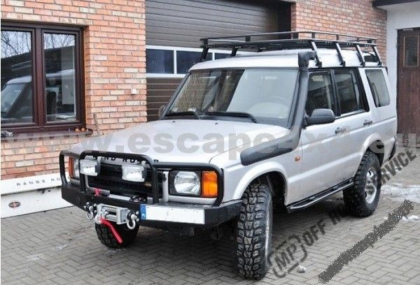 Expedition Roof Rack Land Rover Discovery Ii Escape4x4 Eu Offroad Equipment And Accessories Land Rover Discovery Land Rover Land Rover Discovery 2