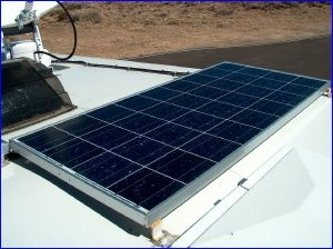 One Of Our Kyocera 120w Modules Http Www Where Rv Now Com Notes Solar Index Php Buy Solar Panels Solar Panels For Sale Solar
