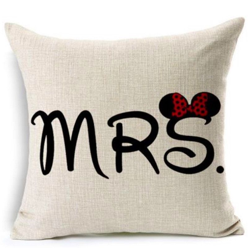 Pattern Type Letter Use DecorativeSeatCarChair Style Plain Custom Types Of Decorative Pillow Shapes