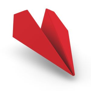 how to make a traditional paper airplane