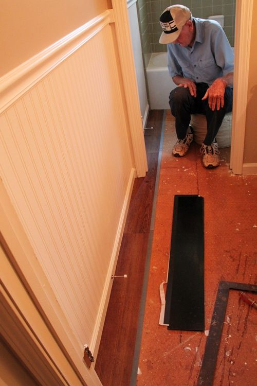Allure Vinyl Plank Wood Floor My Mobil Home Diy