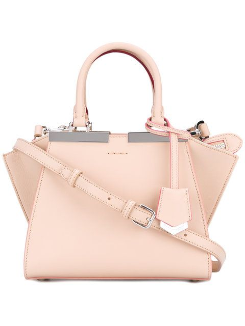 ... czech 3jours mini leather tote grey all about bags pinterest fendi bags  minis and leather totes 25c3959712
