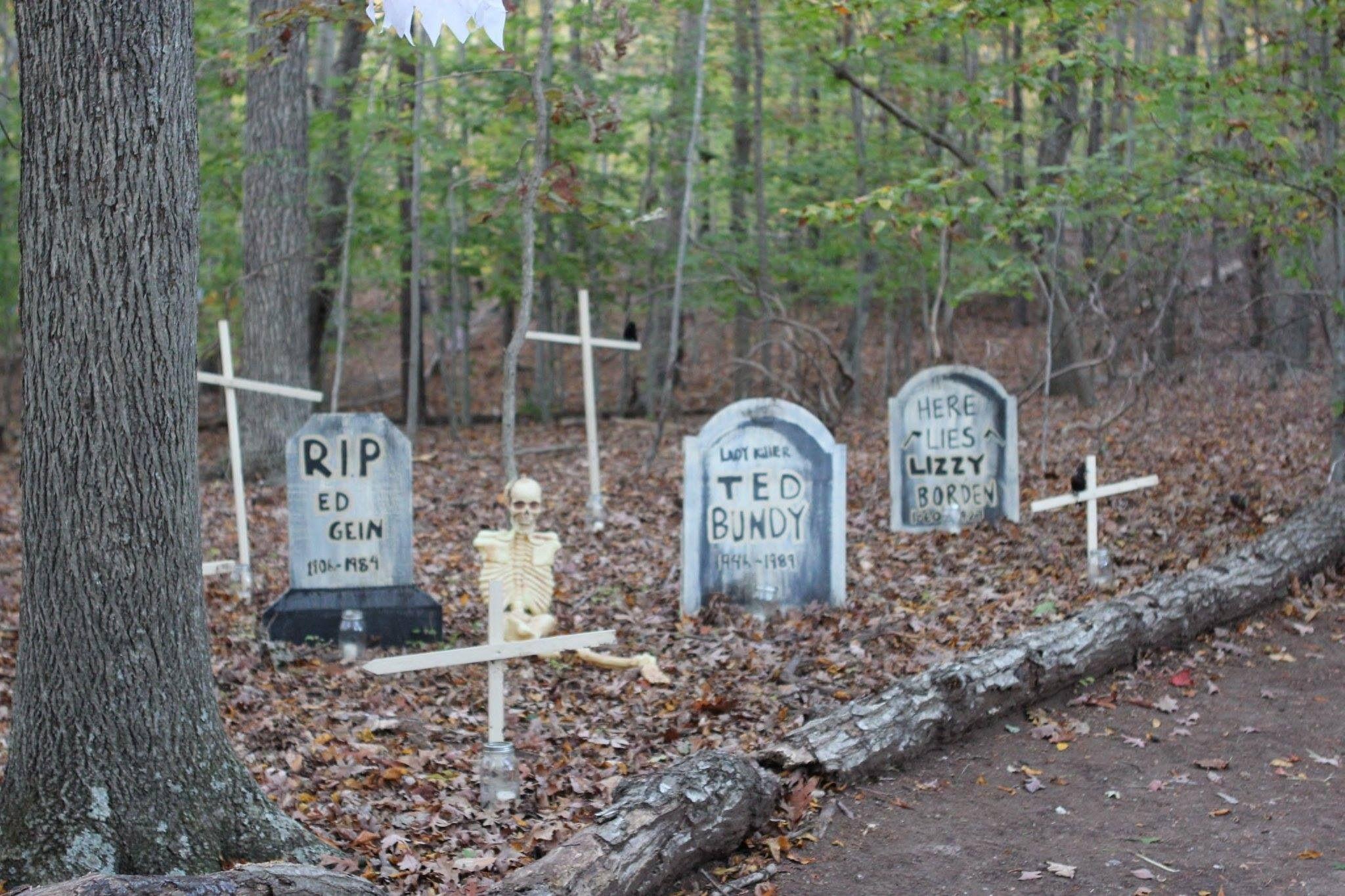 Cemetery   Halloween Haunt   Pinterest   Cemetery, Halloween ideas ...