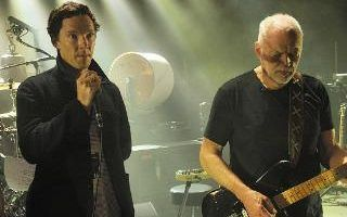 Benedict Cumberbatch Joins Pink Floyd Star David Gilmour In Stage