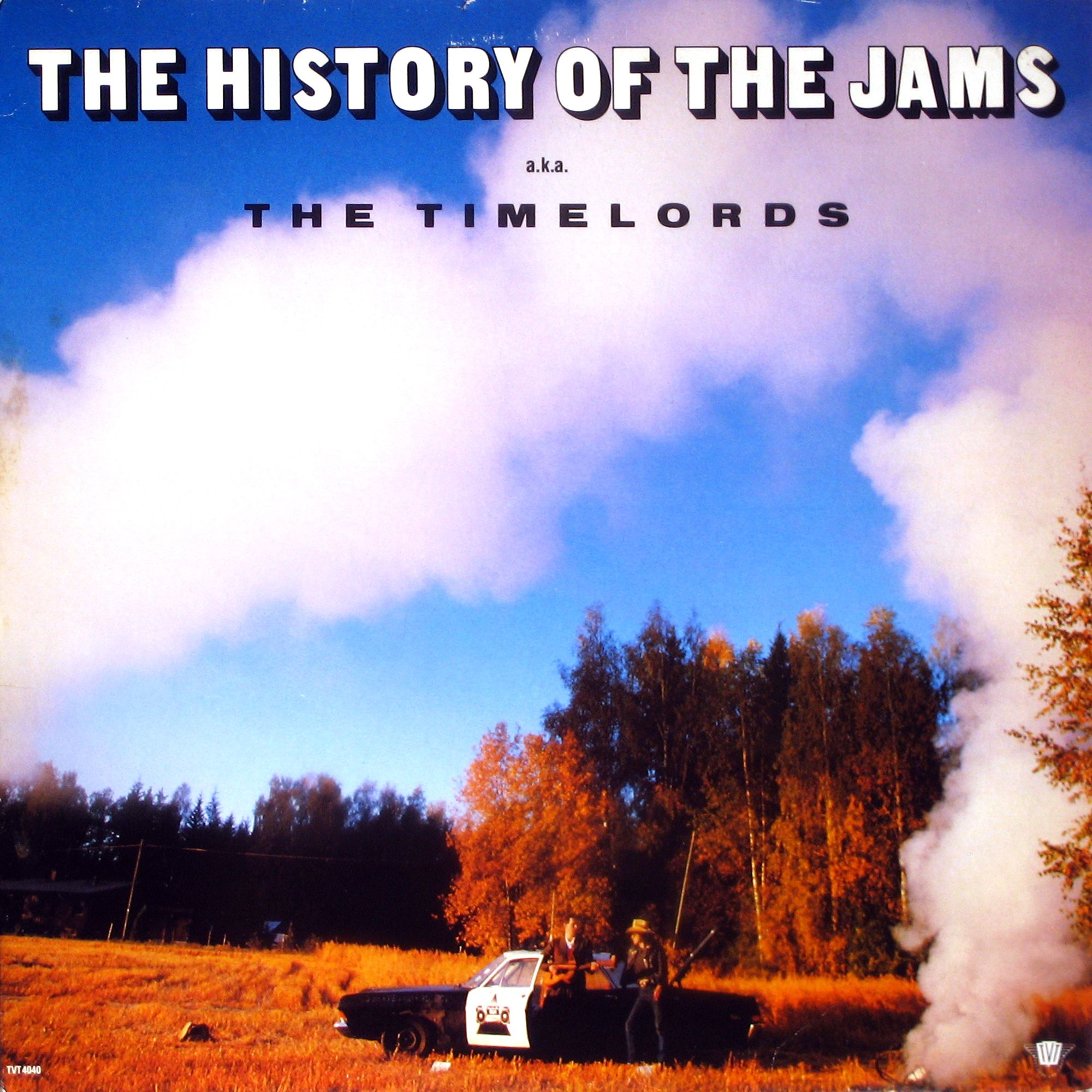The Timelords - The History Of The Jams