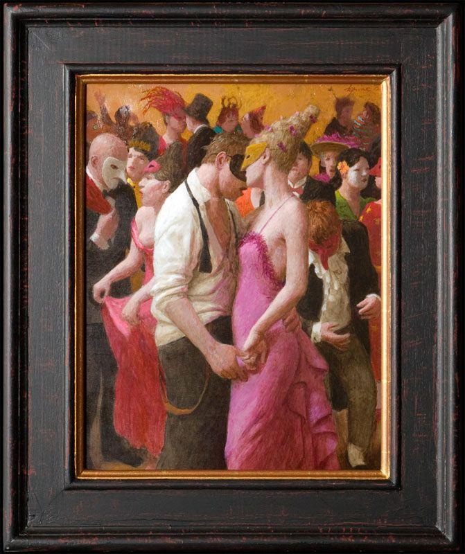 Het Lawaai 40 X 35 Cm 2012 Kenne Gregoire Art Dutch Artists