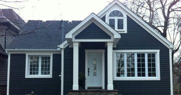 dark blue houses dark blue exterior design ideas pictures