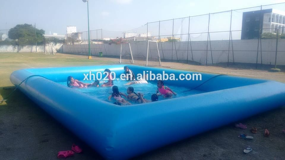 Custom Size Large Kids Swimming Inflatable Pool Inflatable Swimming Pool Large Inflatable Pool Children Swimming Pool