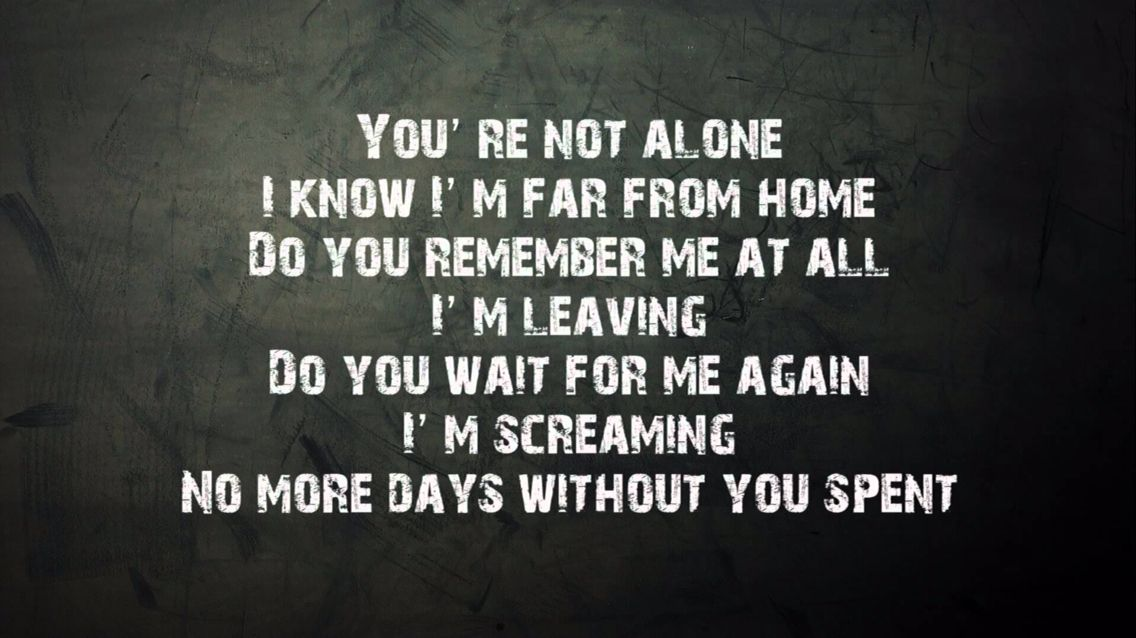 Heart Burst Into Fire Bullet For My Valentine My Valentine Lyrics Bullet For My Valentine Valentine Quotes